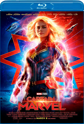 Captain Marvel [2019] [BD25] [Latino]