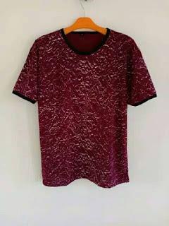 Distributor Kaos Polos Spandek Asli di Ngada