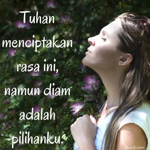 Kata Cinta Dalam Doa