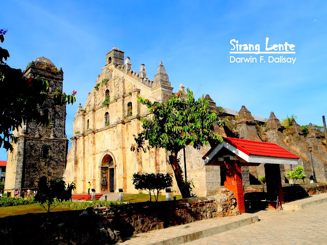 Paoay Church history
