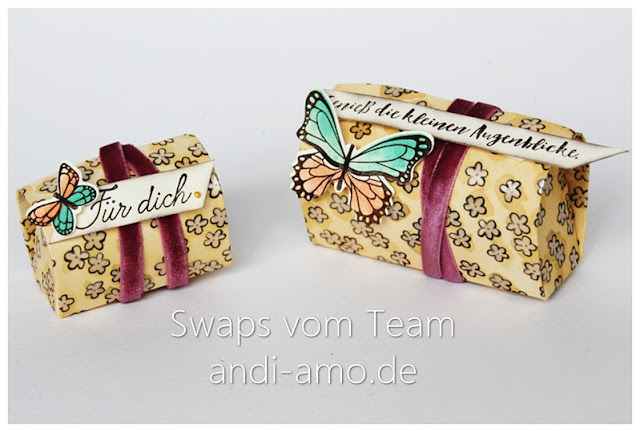 Stampin Up Team-Swaps andi-amo Box