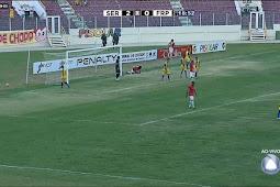 Sergipe vence o Frei Paulistano e Dorense x Guarany ficam no empate, no início da 2° rodada, do Sergipão