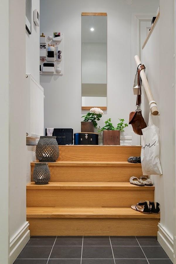 Como hacer un recibidor en casa