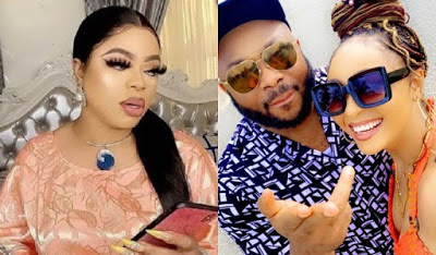 ''Your cane is waiting for you'' - Bobrisky again slams Rosy Meurer