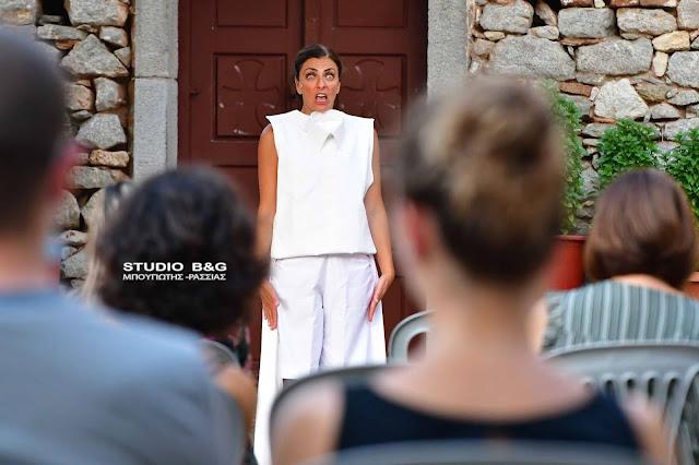 Ναύπλιο: Κλασικό διήγημα του Βιζυηνού στο ιστορικό κάστρο του Παλαμηδίου