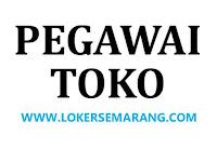 Lowongan Kerja Lulusan SMP Pegawai Toko di Mall Semarang