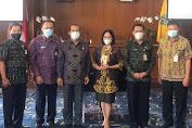Kembangkan Obat Tradisional Bali, Staf Ahli se Bali Kunjungi Denpasar