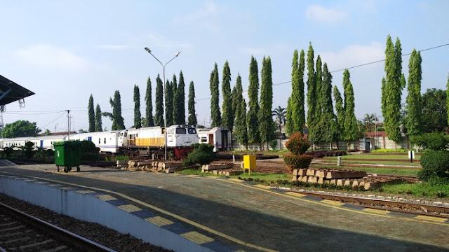 Stasiun KA Purwokerto