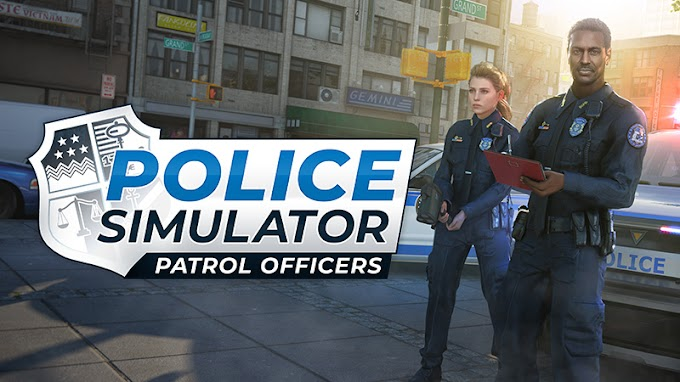 Police Simulator Patrol Officers İndir