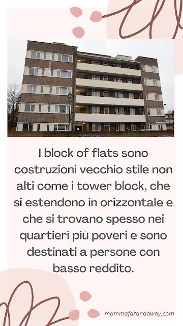 appartamenti in inghilterra