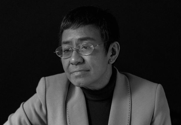 Rappler chief Maria Ressa. Photo courtesy of TIME.
