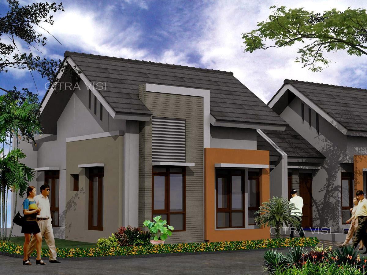 Desain Rumah Minimalis 1 Lantai Hook  Foto Desain Rumah
