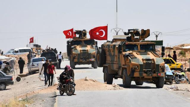 Η Ιντλίμπ «μεγάλος πονοκέφαλος» για την Τουρκία