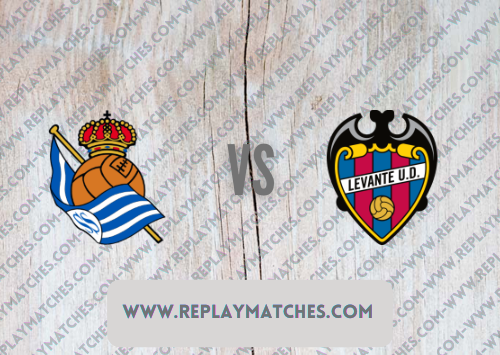 Real Sociedad vs Levante -Highlights 28 August 2021