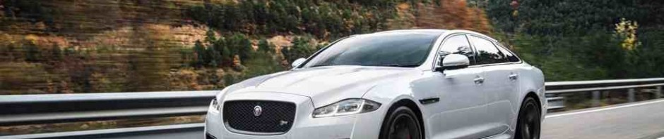New  Jaguar XJ 2016