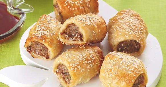 Sausage Rolls Quick Food Recipes