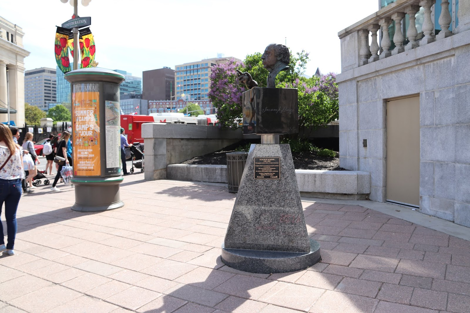 Memorials in Ottawa