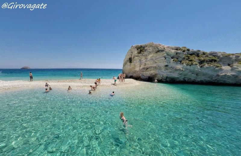 aspronissi lipsi vacanze in Grecia