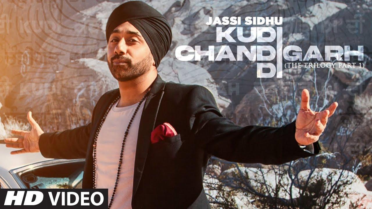 Kudi Chandigarh Di (Full Song Lyrics) - Jassi Sidhu  Punjabi Music Video Song - Jassi Sidhu Lyrics