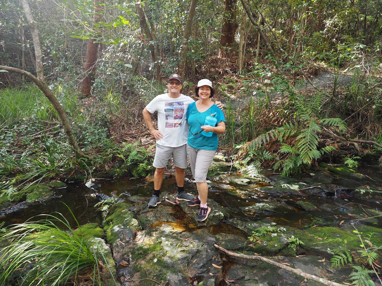 Creek at Diamond Head