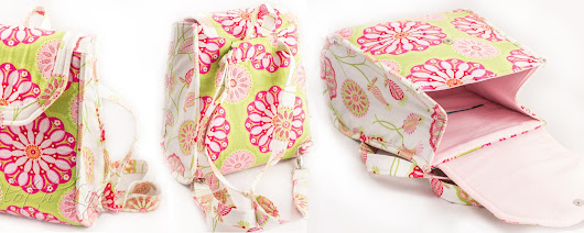 Promise Ring Backpack: Sew Sweetness Pattern