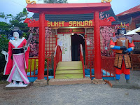 Keindahan Bukit Sakura Kemiling Bandar Lampung