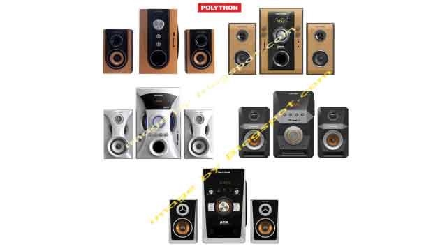 Harga Speaker Aktif Polytron PMA Bluetooth