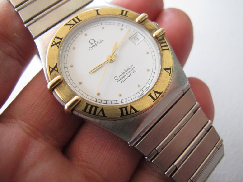 Cocok untuk Anda yang sedang mencari Jam tangan Omega Constellation dengan  diameter case pas di tangan...terbaru dengan harga di bawah pasaran. 15d2e742e2