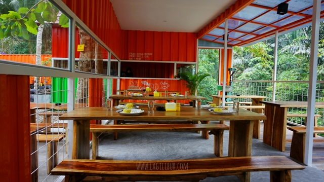 HAU Eco Lodges Citumang