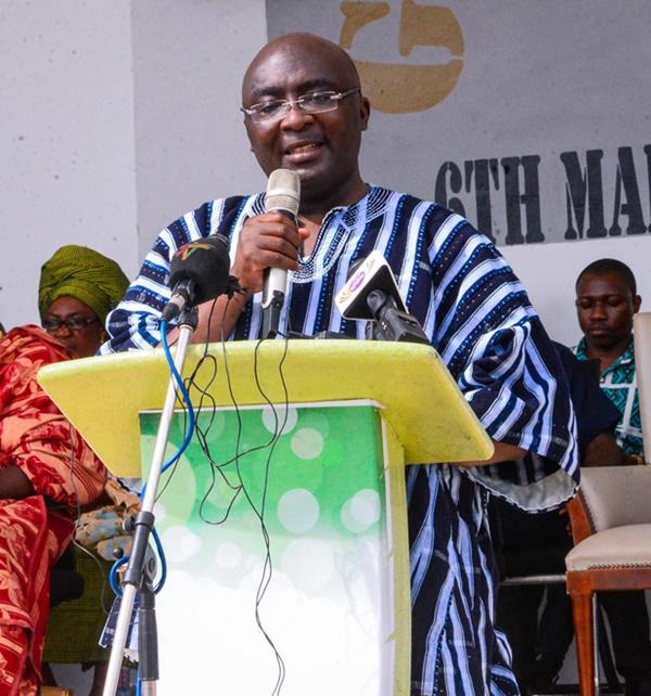 Buy Ghana Rice For Christmas – VP Bawumia