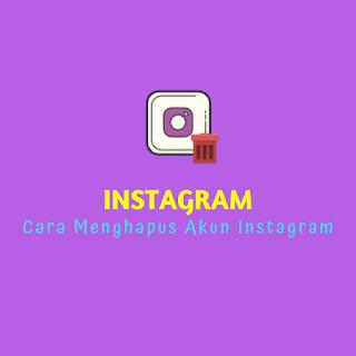 Menghapus Akun Instagram Permanen di HP thm
