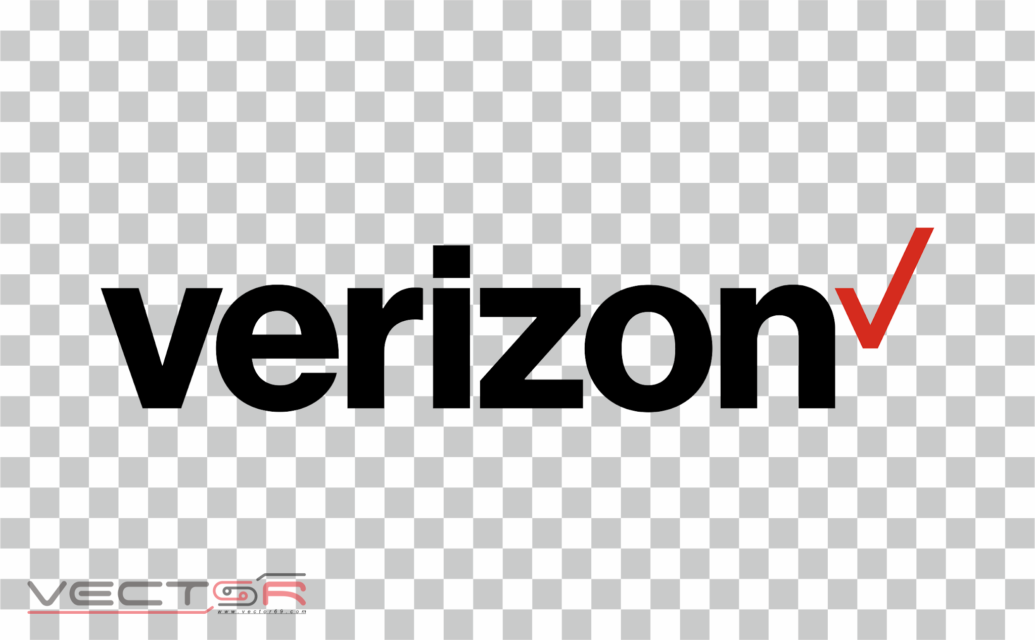Verizon Logo - Download Vector File PNG (Portable Network Graphics)
