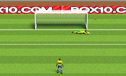 لعبة ضربات الترجيح 2014 Penalty Shootout فلاش