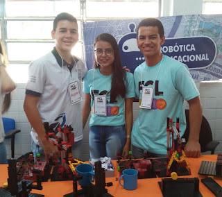 Alunos e professora da Escola Professor Lordão são selecionados para 23ª Feira Internacional de Ciência