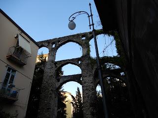 サレルノの水道橋、悪魔の橋