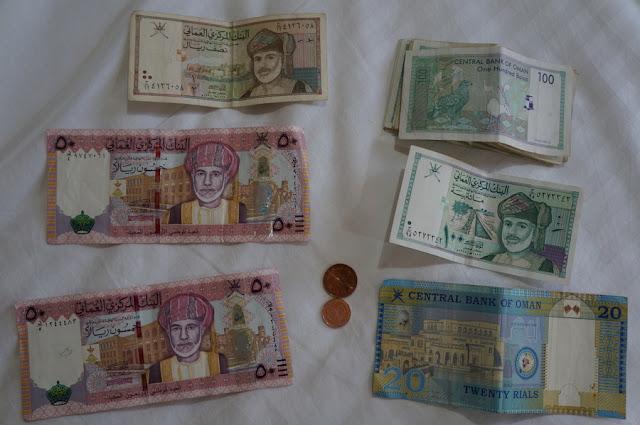 Quanto custa viajar para Omã