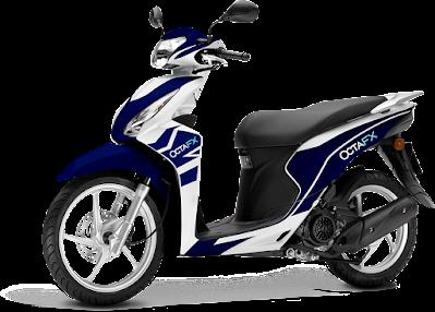Promosi Scooter OctaFX