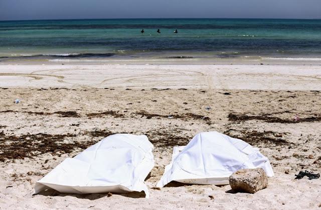 المهدية : العثور على 3 جثث تعود لأفارقة قبالة سواحل الشابة