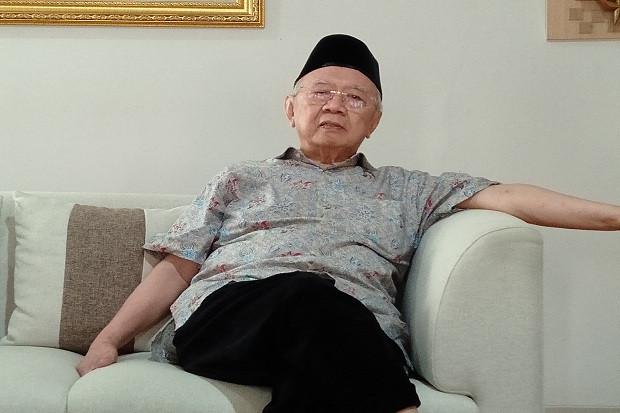 Usulkan Pilpres Melalui MPR, Gus Sholah Nilai PBNU Tak Taat Asas
