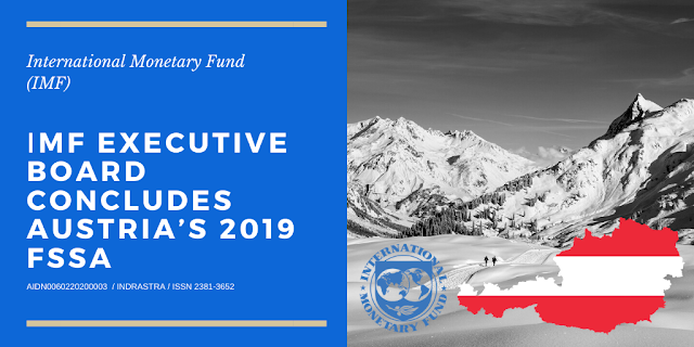 IMF Executive Board Concludes Austria's 2019 Financial System Stability Assessment