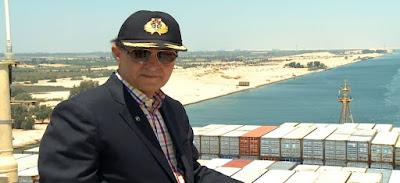 عبور 283 سفينة قناة السويس بحمولة 18.8 مليون طن خلال 6 أيام