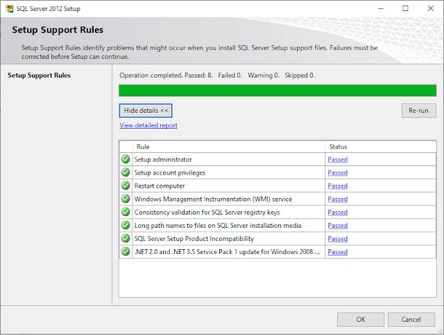 Cara Install Microsoft SQL Server 2012