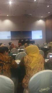 Sosialisasi Pelaksanaan Evaluasi Jabatan Di lingkungan Pemerintah Daerah Kota Cirebon tahun 2018