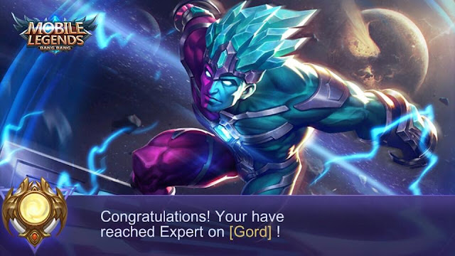 Mobile Legends Expert Level