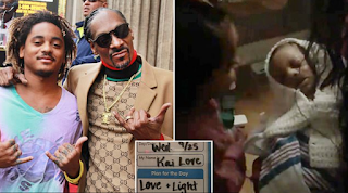 Who is Kai Love Snoop Dogg's Grandson