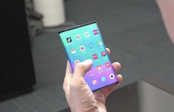 royole technology and xiaomi foldable phone