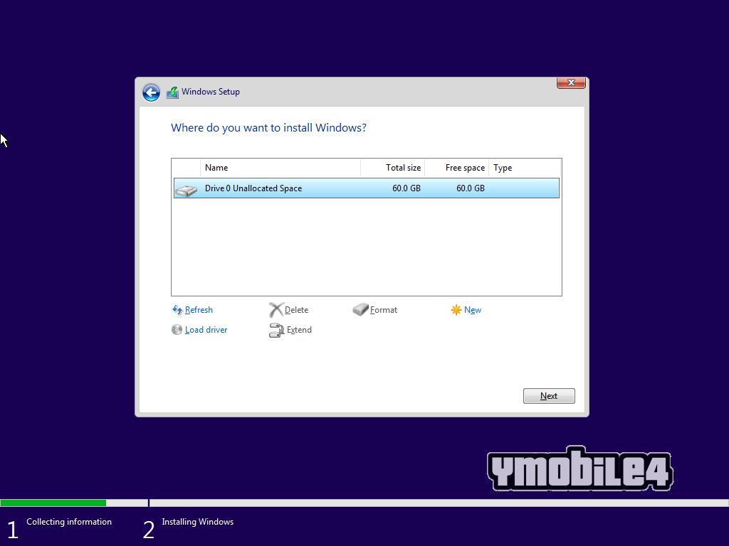 Tutorial Instal Windows 10 Step 10