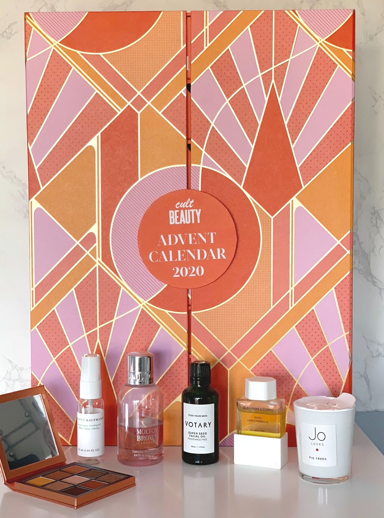 My six favourite products from the Cult Beauty Advent Calendar 2020