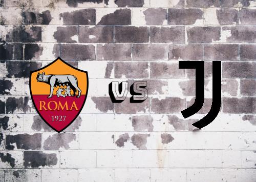 Roma vs Juventus  Resumen y Partido Completo