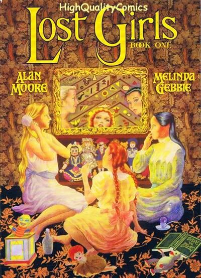 Lost Girls de Alan Moore